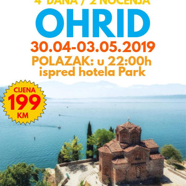 OHRID 3004