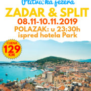 PLITVICE-ZADAR-SPLIT 0811